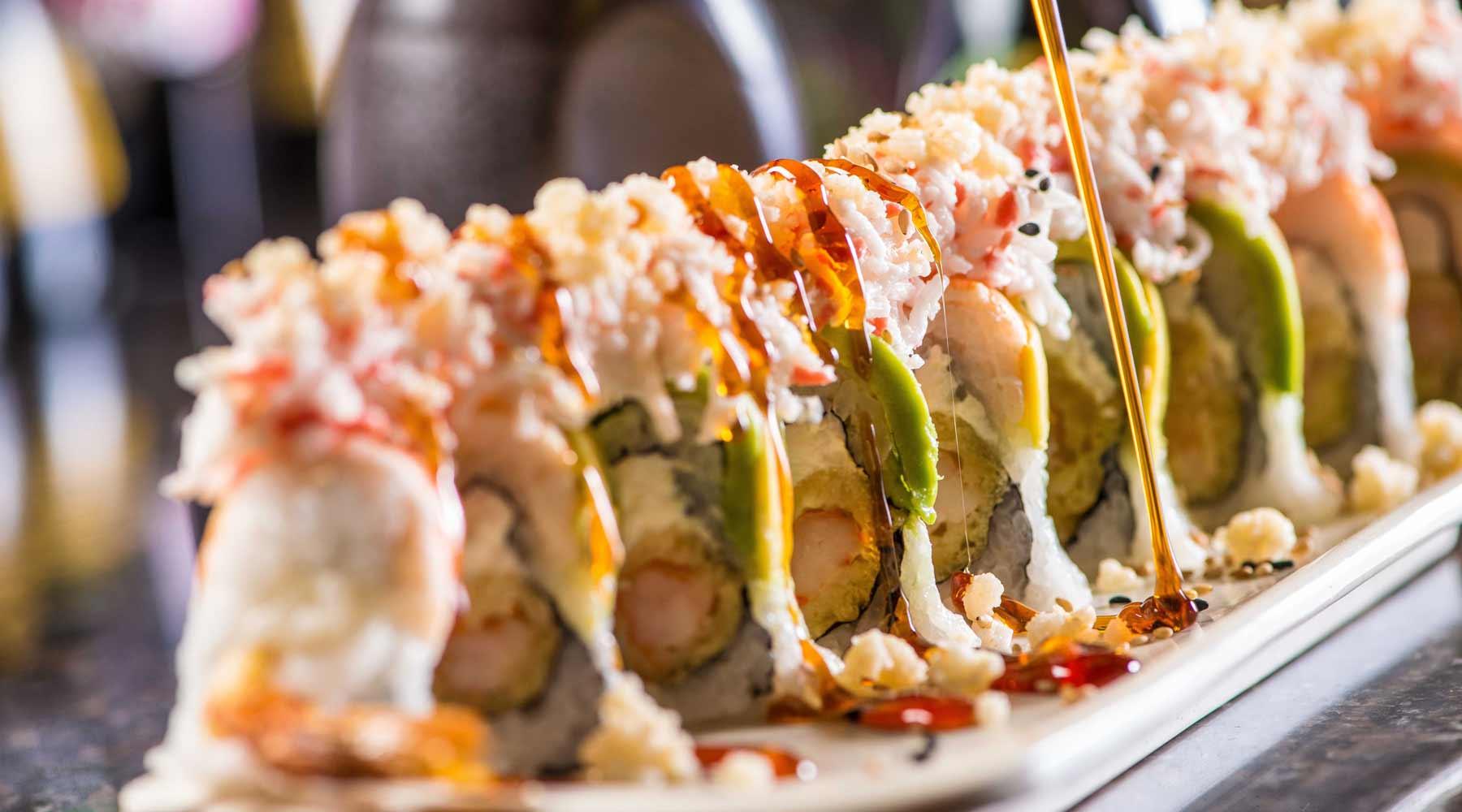 Sushi Slider Image