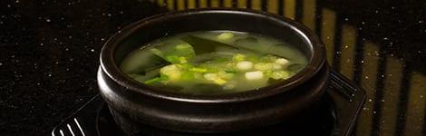Seaweed Stew