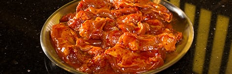 Spicy Chicken Bulgogi